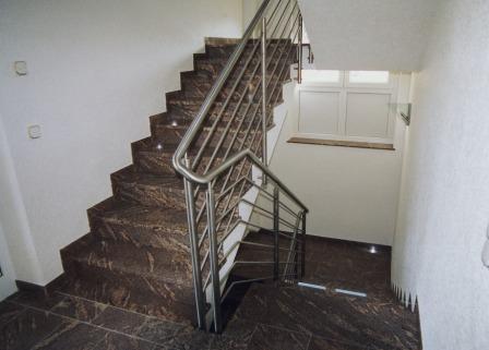 Handlauf für treppengeländer