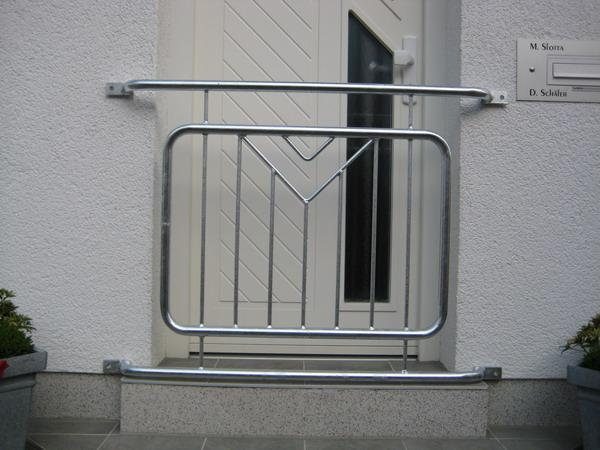 gel nder gel ndersystem als franz sicher balkon. Black Bedroom Furniture Sets. Home Design Ideas