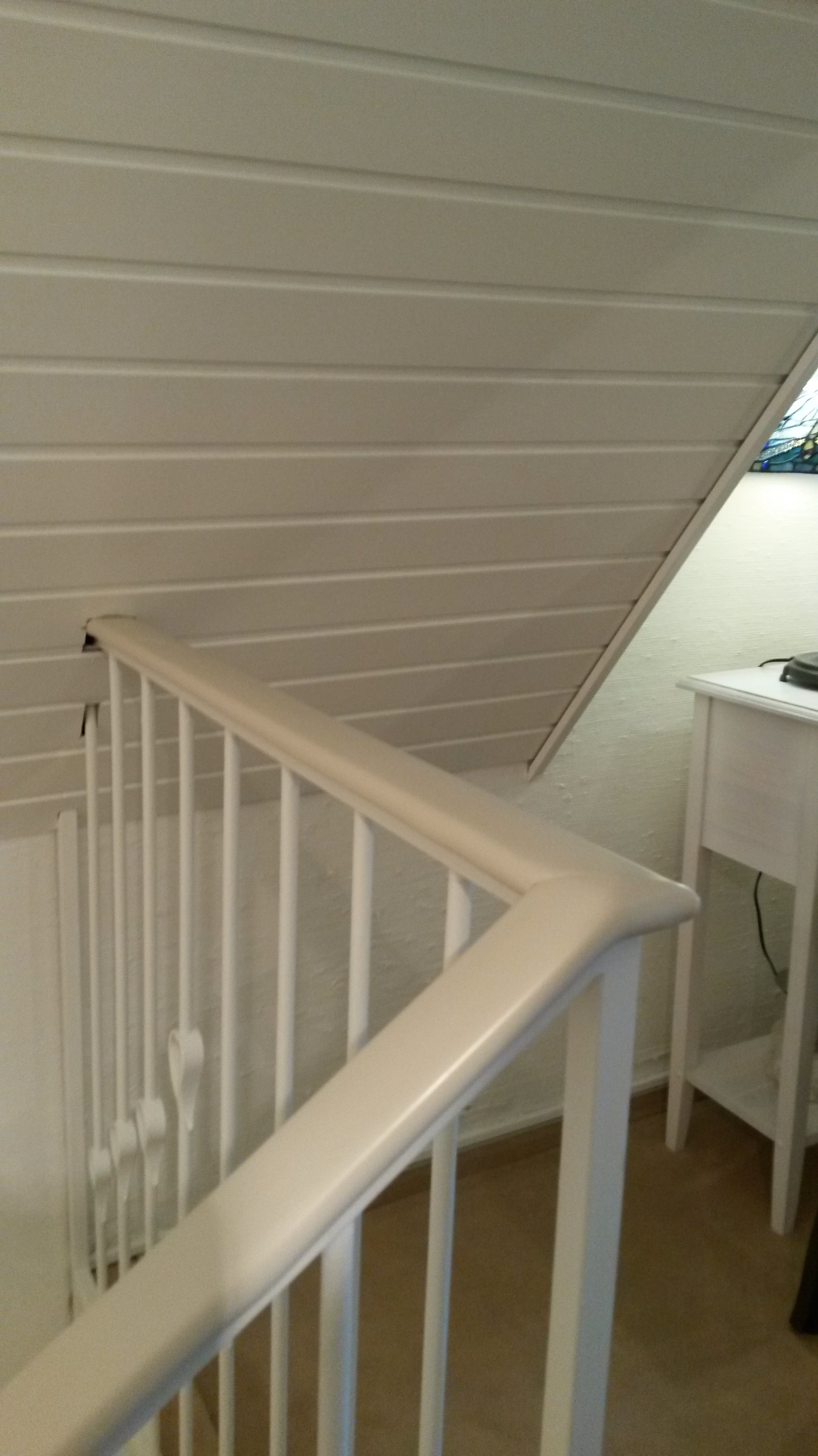 handl ufe aus kunststoff handlauf in kunststoff in perlweiss. Black Bedroom Furniture Sets. Home Design Ideas