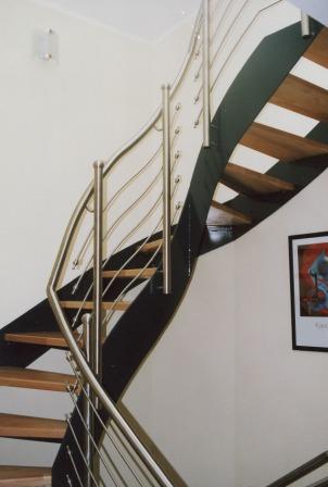 gel nder innengel nder als metallgel nder an einer. Black Bedroom Furniture Sets. Home Design Ideas